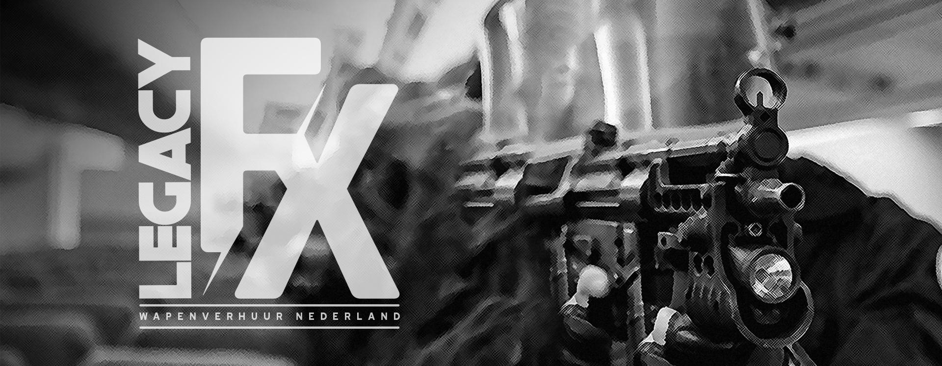 Legacy FX wapenverhuur
